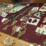 earrings and other jewelry