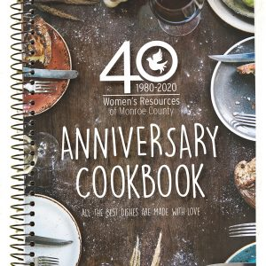 Women's Resources 40th Anniversary Cookbook